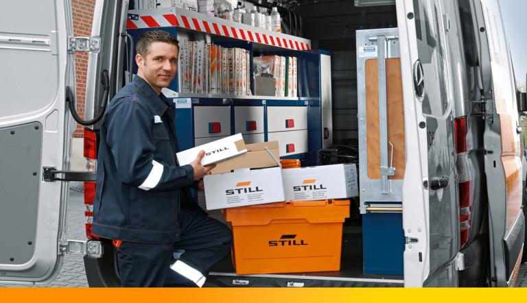 Como encontrar fornecedores de peças para empilhadeiras elétricas que unam qualidade e preço competitivo?