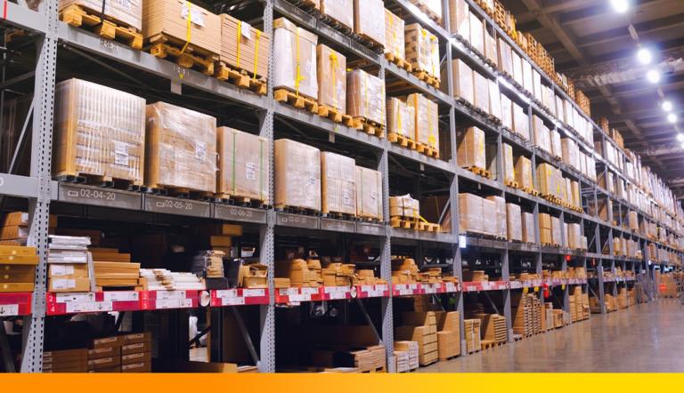 Armazenagem de produtos: 6 dicas para efetuá-la de forma eficaz no Centro de Distribuição!