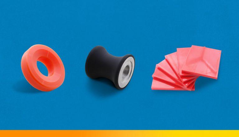Perfis e peças em poliuretano: personalização, qualidade e bom custo-benefício!